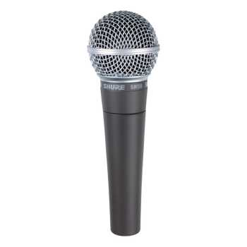 Shure SM58-CN Vocal Microphone With 25' XLR to XLR Cable - $10 Rebate
