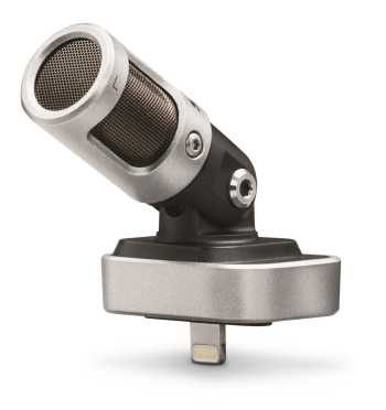 Shure MV88 - iOS Digital Stereo Condenser Microphone - $20 Temporary Price Drop