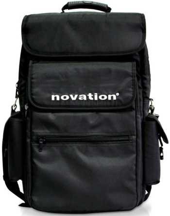 Novation Black 25 Bag - Backpack For 25-Key Keyboards