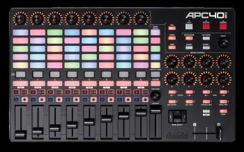AKAI APC40 MKII - Ableton Live Performance Controller