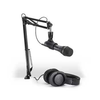 Audio-Technica AT2005USBPK - Streaming/Podcasting Pack