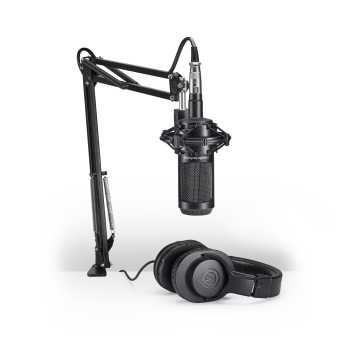 Audio-Technica AT2035PK - Streaming/Podcasting Pack