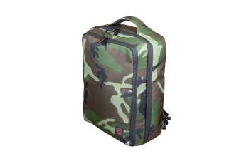 """Odyssey BRXMK2BP10CAM - Standard Size Digital Gear Backpack For Controllers and 10"""" DJ Mixers (Green Camouflage)"""