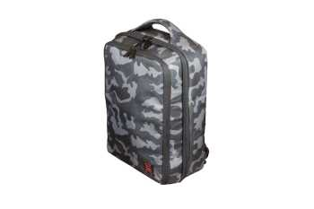 """Odyssey BRXMK2BP10GYC - Standard Size Digital Gear Backpack For Controllers and 10"""" DJ Mixers (Gray Camouflage)"""