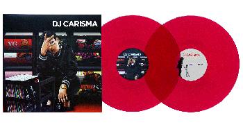 "Serato 'DJ Carisma x Serato' 12"" Control Vinyl (Pair)"