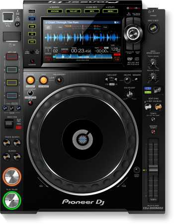 Pioneer CDJ-2000 NXS2 - Professional Multi Player