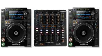 Pioneer 2 CDJ-2000 NXS2 + Allen & Heath Xone:43C Bundle