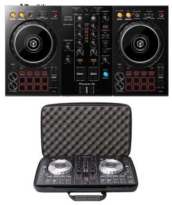 Pioneer DJ DDJ-400 + Magma MGA47998 CTRL Case Bundle Deal