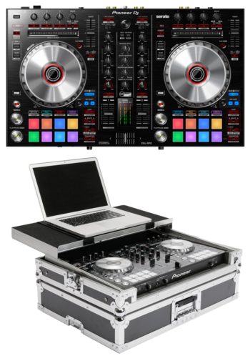 Pioneer DJ DDJ-SR2 + Magma MGA40968 Case Bundle Deal