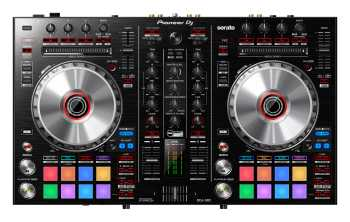 Pioneer DJ DDJ-SR2 - Portable 2-Channel Controller for Serato DJ