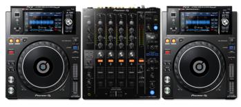 Pioneer DJM-750MK2 + XDJ-1000MK2 Bundle