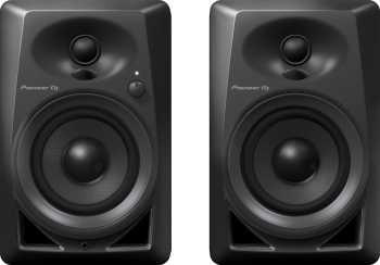"Pioneer DM-40 4"" Desktop Monitor Speakers (Pair) (Multiple Colors Available)"
