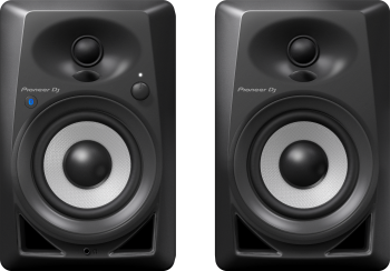 Pioneer DM-40BT - Bluetooth Monitor Speakers (Pair, Black)