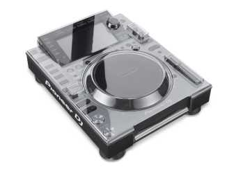 Decksaver DS-PC-CDJ2000NXS2 - Pioneer DJ CDJ-2000 Nexus 2 Cover & Faceplate