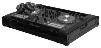 Odyssey FRPIDDJSRBL - All Black Pioneer DDJ-SR Flight Case