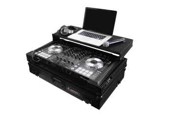 Odyssey Flight Zone® Black Label™ Gliding Case for Pioneer DDJ-SX2 & DDJ-SX - FZGSPIDDJSXBL