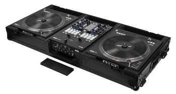 Odyssey FZRANE1272WBL - All Black Rane Seventy-Two & Rane Twelve Battle Coffin