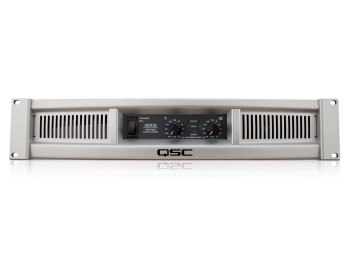 QSC GX3 - 300W Per Channel At 8 Ohms Rackmount Power Amplifier