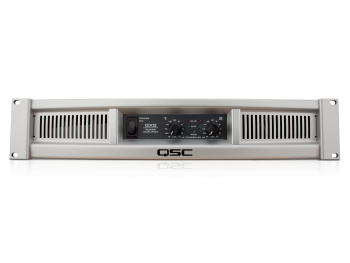 QSC GX5 500W Per Channel At 8 Ohms Power Rackmount Amplifier
