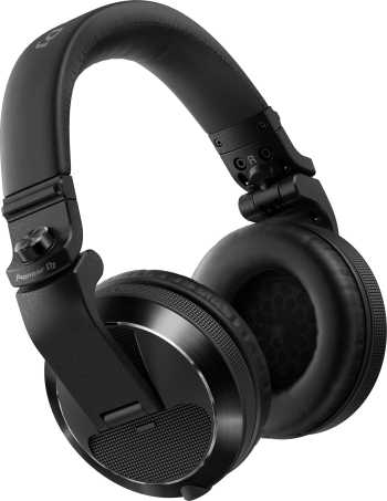 Pioneer HDJ-X7 - Professional Over-ear DJ Headphones (Multiple Colors Available)