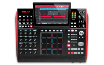 "Akai MPC X Standalone Music Production Center With 10.1"" Full-color Multi-touch Display"