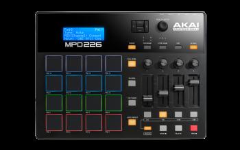 Akai MPD226 - USB MIDI Pad Controller