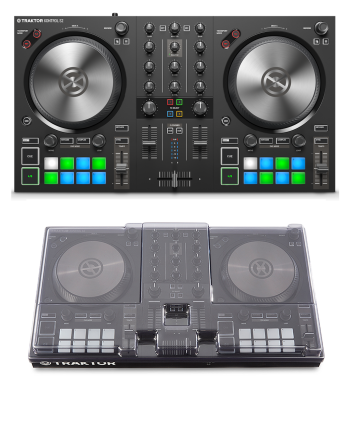 Native Instruments Traktor Kontrol S2 MK3 @ The DJ Hookup