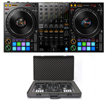 Pioneer DJ DDJ-1000 + Magma MGA41102 Case Bundle Deal