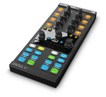Traktor Kontrol X1 MK2 by Native Instruments (NI)