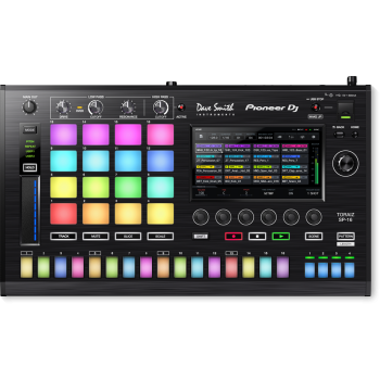 Pioneer TORAIZ SP-16 Professional Sampler + Free $110 DJ Sampler Bag Rebate + Free 1 Month Access to Splice Sounds Sample Library