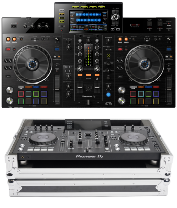 Pioneer DJ XDJ-RX2 + Magma MGA40975 Case Bundle Deal