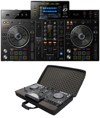 Pioneer DJ XDJ-RX2 + Magma MGA47988 Case Bundle Deal