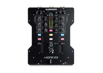 Allen & Heath Xone:23 - 2 Channel Performace DJ Mixer