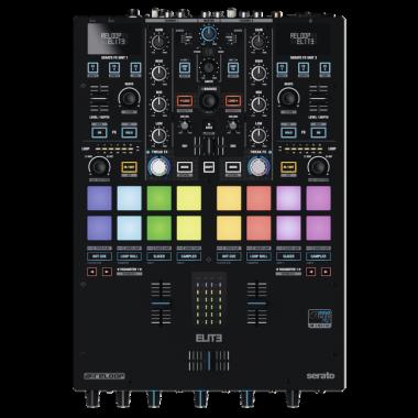 Reloop Elite - High Performance DVS Mixer for Serato