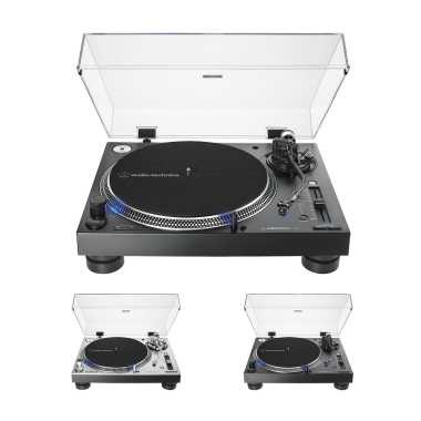 Audio-Technica AT-LP140XP - Direct-Drive Professional DJ Turntable (Multiple Colors Available)
