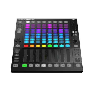Native Instruments Maschine Jam - Advanced Step-Sequencing and Touch-Sensitive Digital Instrument