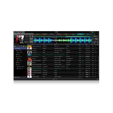 Denon DJ Engine Prime - Music Organization Software