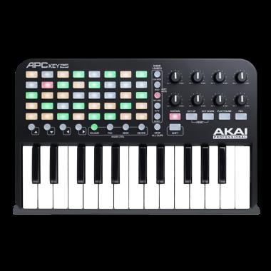 Akai APC Key 25 - Ableton Live Controller with Keyboard