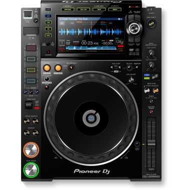Pioneer DJ CDJ-2000 NXS2 - Professional Multi Player