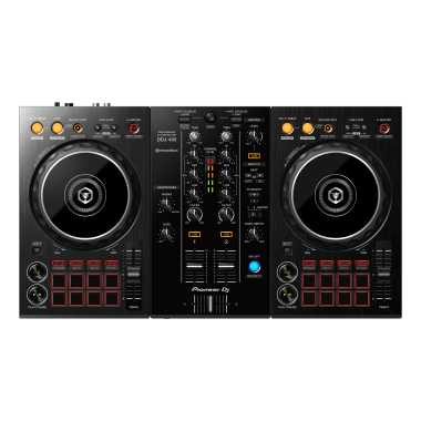 Pioneer DJ DDJ-400 - 2-Channel DJ Controller for Rekordbox DJ