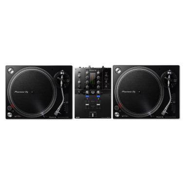 Pioneer DJM-S3 + Pioneer PLX-500 Bundle Deal - $100 Temporary Price Drop