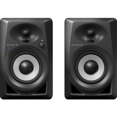 Pioneer DJ DM-40BT - Bluetooth Monitor Speakers (Pair, Black)
