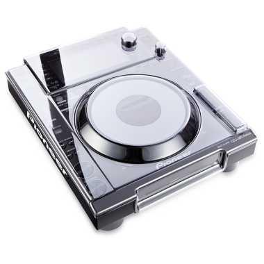Decksaver DS-PC-CDJ900NXS - Decksaver Pioneer DJ CDJ-900 Nexus Polycarbonate Cover