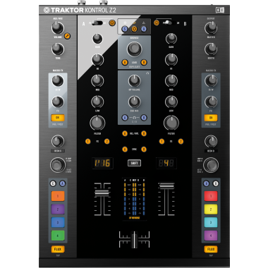 Traktor KONTROL Z2 by Native Instruments (NI)