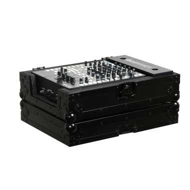 "Odyssey FZ12MIXBL - 12"" DJ Mixer All Black Flight Case"