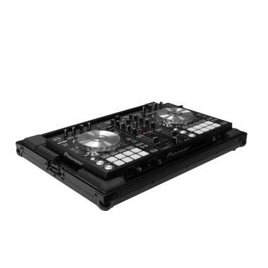 Odyssey FRPIDDJRRBL All Black Low Profile Flight Case For Pioneer DDJ-RR / DDJ-SR