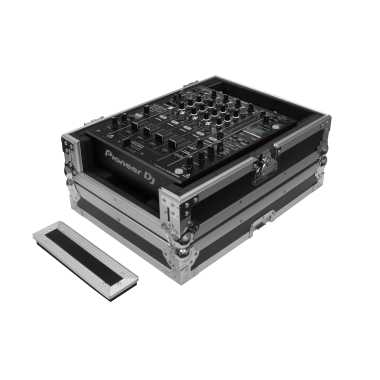 "Odyssey FZ12MIXXD - Universal 12"" Format DJ Mixer Case Pro-Duty With Extra Deep Rear Cable Space"