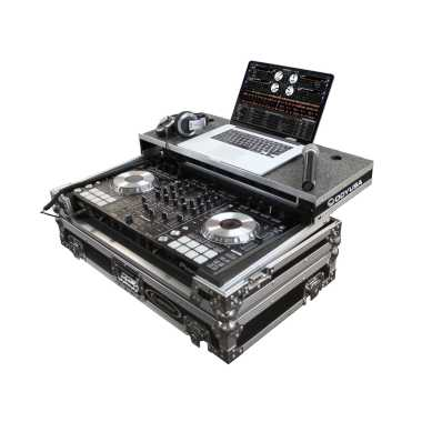 Odyssey Flight Zone® Gliding Case for Pioneer DDJ-SX2 & DDJ-SX - FZGSPIDDJSX