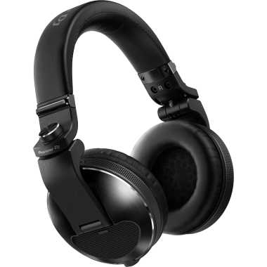 Pioneer HDJ-X10-K - Flagship Professional Over-ear DJ Headphones  (Black)