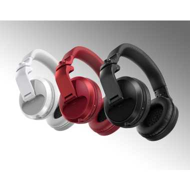 Pioneer DJ HDJ-X5BT - Over-ear DJ Headphones with Bluetooth Wireless Technology (Multiple Colors Available)